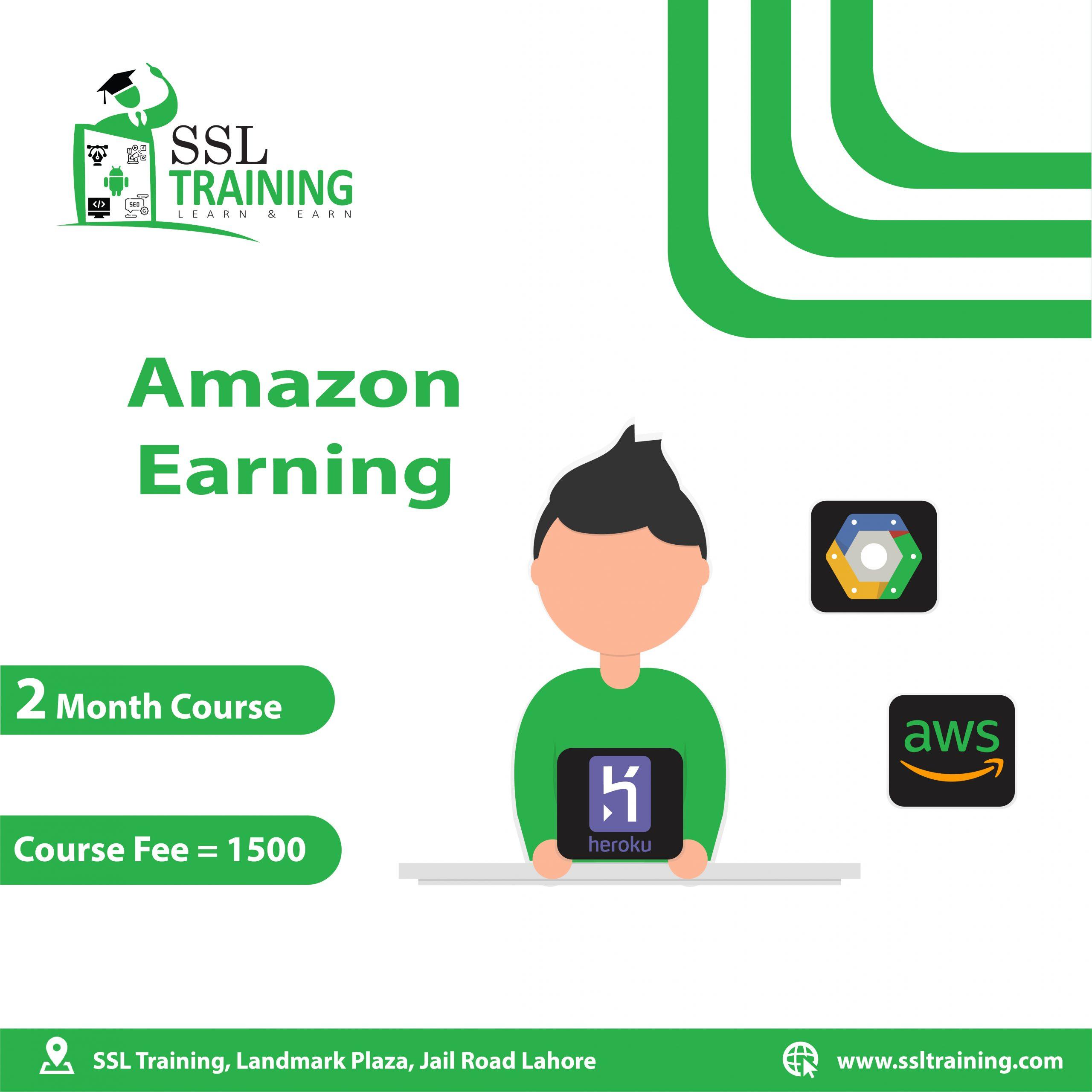 Amazone Earning